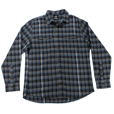 Nike SB Road Dog Flannel Button Down Shirt