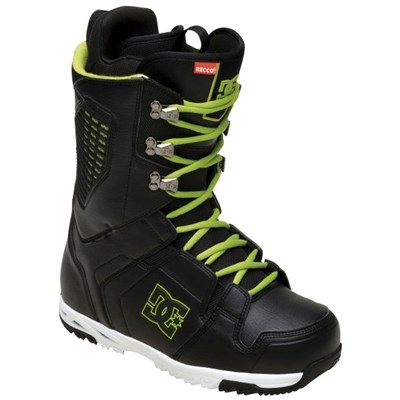DC Ceptor Snowboard Boots 2012