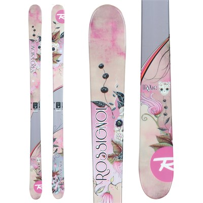 Rossignol Trixie Jib Skis - Women's 2012