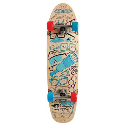 Gold Coast The 4D Longboard Complete
