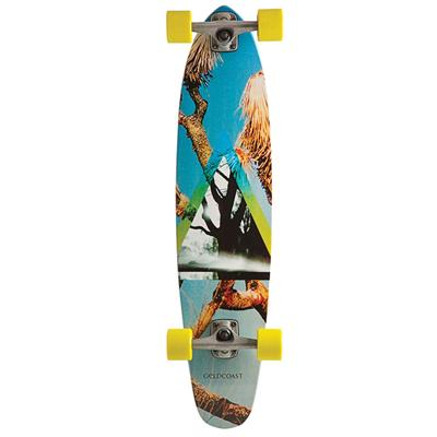 Gold Coast The Glyph  Longboard Complete