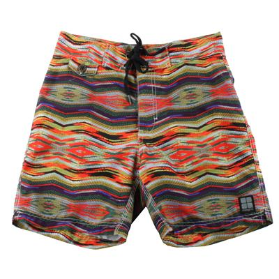 Insight Knitta Psych Mid Boardshorts