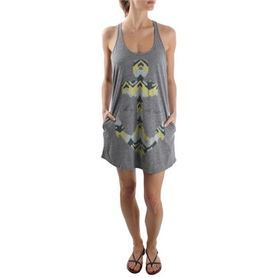 Obey Clothing Ikat Anchor Dress - Women's