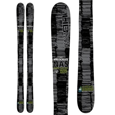 Lib Tech NAS Wreckcreate ReCurve Skis 2013