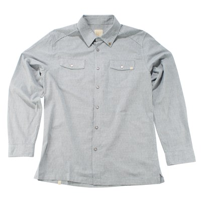 Insight Autolux Long Sleeve Button Down Shirt