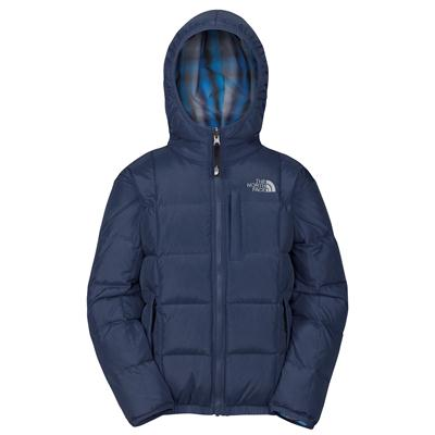 The North Face Moondoggy Reversible Down Jacket - Youth - Boy's