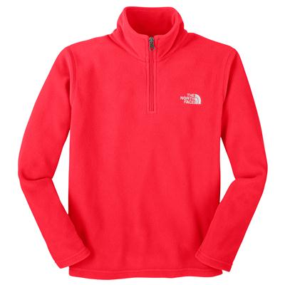The North Face Glacier 1/4 Zip Fleece Jacket - Youth - Boy's