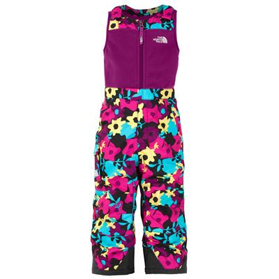 The North Face Snowdrift Insulated Bib Pants - Toddler - Girl's