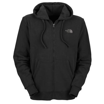 The North Face EMB Logo Full Zip Hoodie