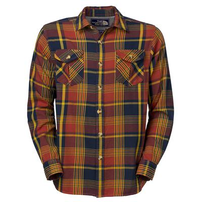The North Face Portage Flannel Button Down Shirt