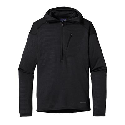 Patagonia Capilene 4 Expedition Weight 1/4 Zip Hoodie