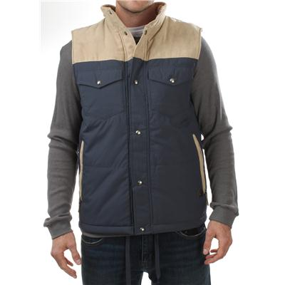 Burton Biggs Puffy Vest