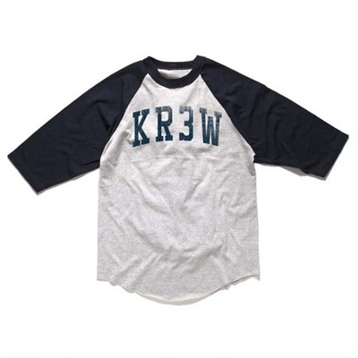 Kr3w Team Raglan Shirt