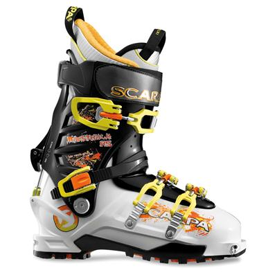 Scarpa Maestrale RS Alpine Touring Ski Boots 2014