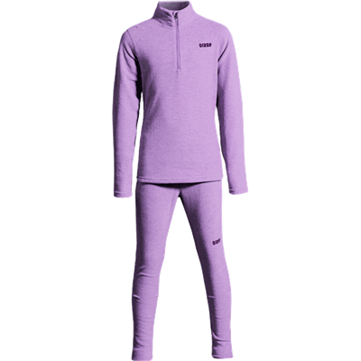 Orage Mic Mac Baselayer Top and Pants - Youth - Girl's