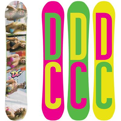 DC Ply Snowboard 2013