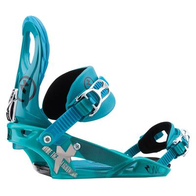 Raiden Lynx Snowboard Bindings - Women's 2013