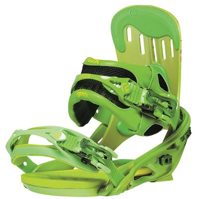 Flux SF45 Snowboard Bindings 2013