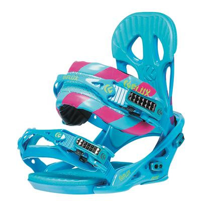 Flux GU15 Snowboard Bindings - Women's 2013