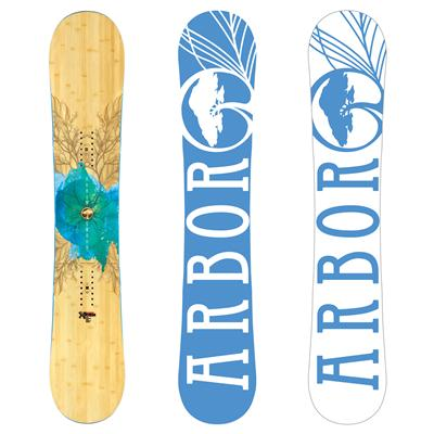 Arbor Swoon Snowboard - Women's 2013