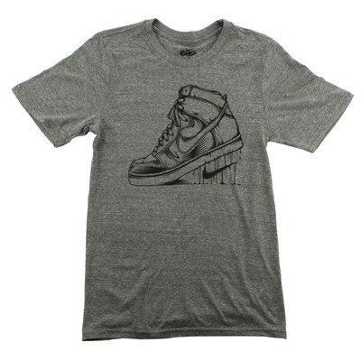 Nike Gum Shoe Triblend T Shirt