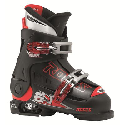 Roces Idea Adjustable Ski Boots - Youth (16.0-18.5) 2013