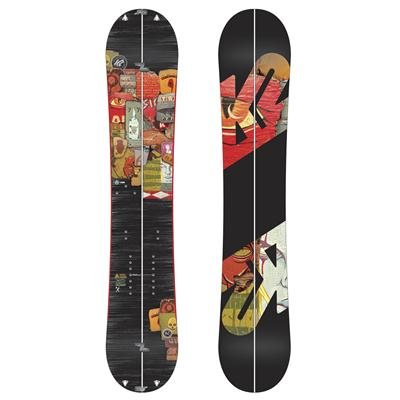 K2 Panoramic Splitboard 2013
