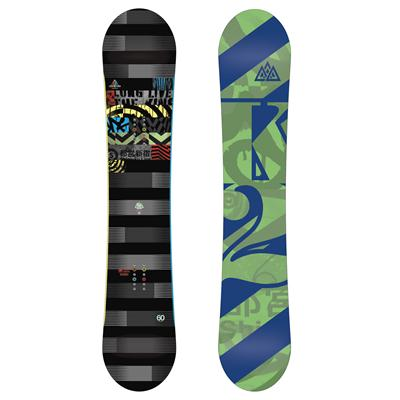 K2 Lifelike Wide Snowboard 2013