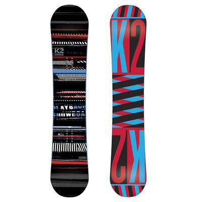 K2 Playback Wide Snowboard 2013