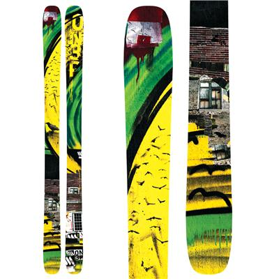 ON3P Jeronimo Skis 2013