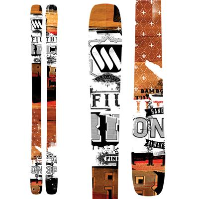 ON3P Filthy Rich Skis 2013
