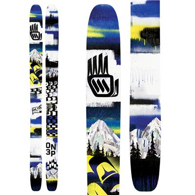 ON3P Billy Goat Skis 2013
