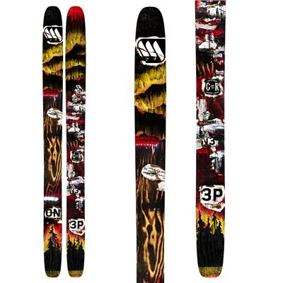 ON3P Cease and Desist Skis 2013