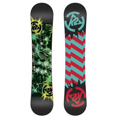 K2 Mini Turbo Snowboard - Youth - Boy's 2013