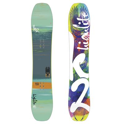 K2 High Lite Snowboard - Women's 2013
