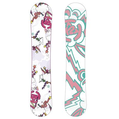 K2 Lil Kandi Snowboard - Youth - Girl's 2013