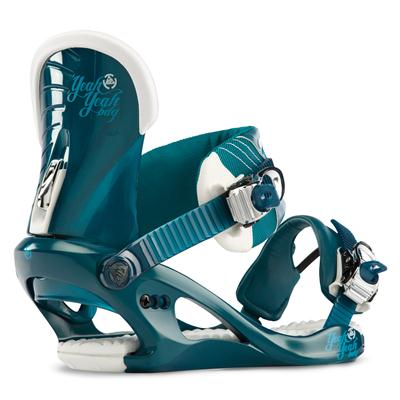 K2 Yeah Yeah Snowboard Bindings - Women's 2013