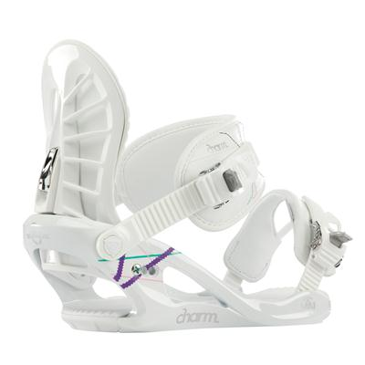 K2 Charm Snowboard Bindings - Women's 2013