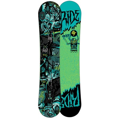 Ride Machete GT Wide Snowboard 2013
