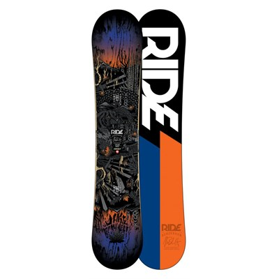 Ride Berzerker Wide Snowboard 2013