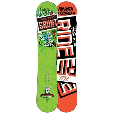 Ride Crush Snowboard 2013