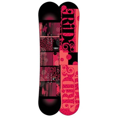 Ride Compact Snowboard - Women's 2013