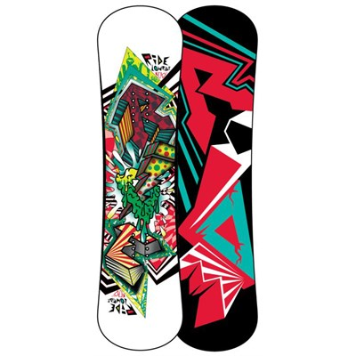 Ride Lowride Snowboard - Youth - Boy's 2013