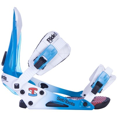 Ride Revolt Sebastien Toutant Pro Model Snowboard Bindings 2013