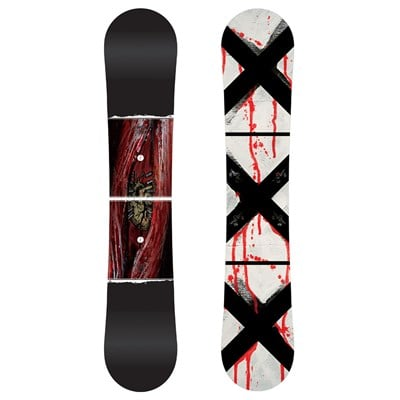 Rome Agent Rocker Addictive Collection Snowboard 2013