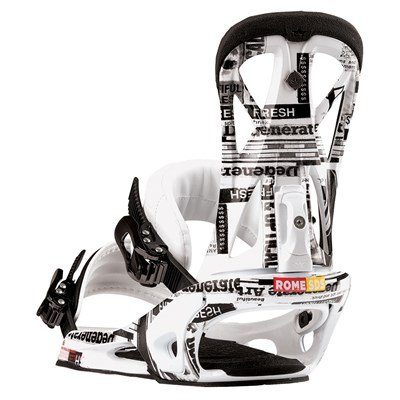 Rome United Snowboard Bindings 2013