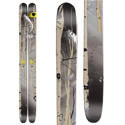 4FRNT Renegade Skis 2013