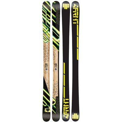 4FRNT Switchblade Skis 2013
