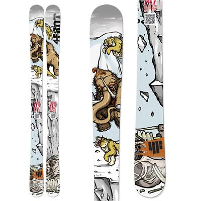 4FRNT Grom Skis - Youth 2013