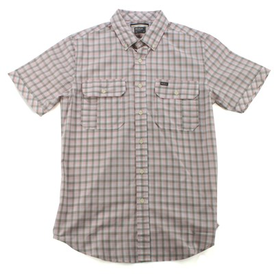 RVCA Glory Short Sleeve Button Down Shirt